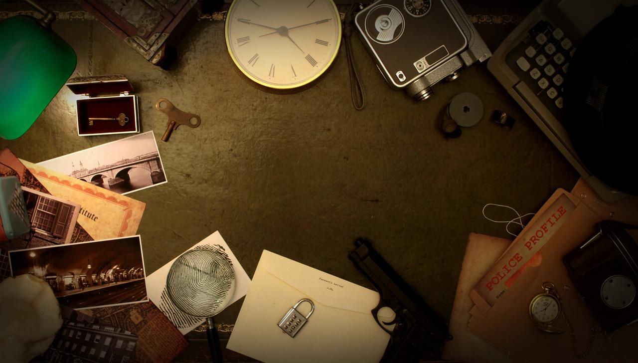 tragovi će pomoći kako rešiti misteriju i pobeći iz sobe